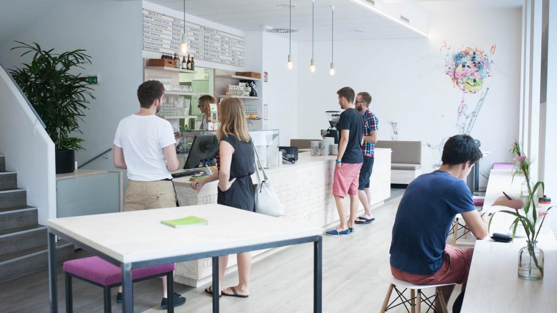 Cocoquadrat Coffeeshop