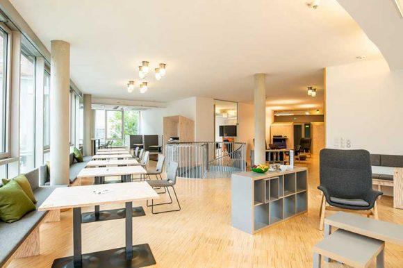 Flexibles und günstiges Coworking Graz