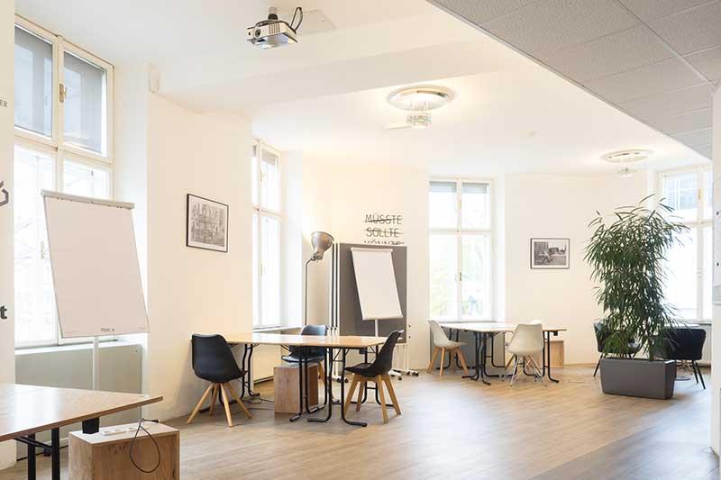 Flexibles Coworking Wien